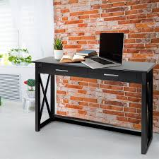 Black Console Table Casual Home Bay View Black Console Table 363 62 The Home Depot