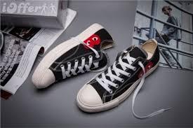 Merci Comme Meme - cdg play comme des garcons men women canvas shoes boots for sale