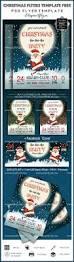 christmas flyers template free u2013 free flyer psd template