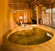 stone baths leopard adventures zambia kapamba bushcamp