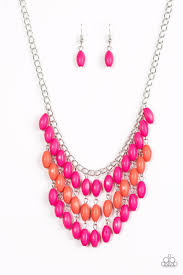 pink necklace images Necklaces paparazzi accessories jewelry jpg