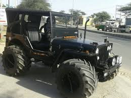 modified mahindra jeep open jeep price list in india car alteration in bangalore bike