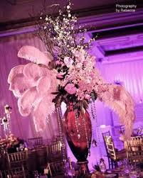 centerpieces ostrich plumes 2053674 weddbook