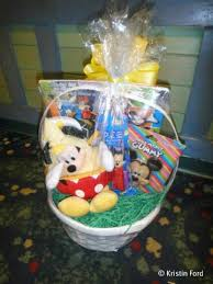 mickey mouse easter basket disney world creates themed easter baskets and lets guests