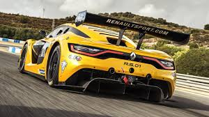 logo renault sport flat out in renault u0027s rs 01 racer top gear