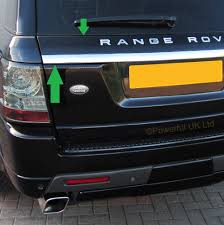 black chrome range rover range rover sport chrome accessories the best accessories 2017