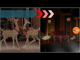 Cheap Animated Outdoor Christmas Decorations by Cheap Outdoor Christmas Decorations Lighted Outdoor Christmas