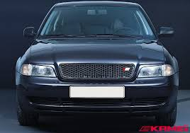 audi a4 2004 accessories kamei sports grilles at kamei car styling roof boxes and auto