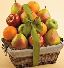 organic fruit basket shanghai christmas fruit basket