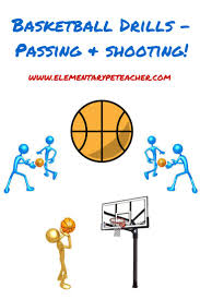 passing u0026 shooting are fundamental basketball skills in this