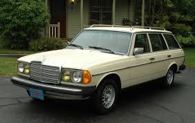 mercedes 300 turbo diesel 1982 mercedes 300 td station wagon 5 cylinder turbo diesel