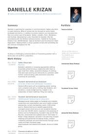 Sample Resume For Office Work by Sales Associate Resume Samples Visualcv Resume Samples Database