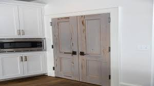kitchen with beautiful tiles diy pantry door ideas kitchen pantry
