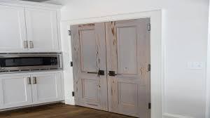 kitchen with beautiful tiles diy pantry door ideas kitchen pantry