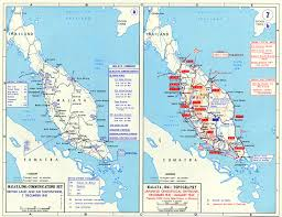 Map Of Europe 1942 by Map Maps Showing British Positions In Malaya And The Japanese
