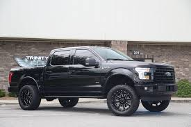 Ford F150 Trucks Lifted - 2016 ford f 150 6 in lift 4 trinity motorsports