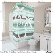 Mint Shower Curtain Curtains 17 Best Ideas About Green Shower Curtains On Pinterest