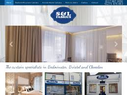 Bristol Curtains S U0026 L Fabrics Are The Curtain And Net Specialists In Bristol And