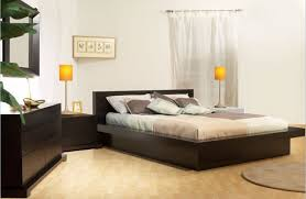 Simple Box Bed Designs In Wood Low Profile Platform Bed Frame Displaying Interesting Bedroom