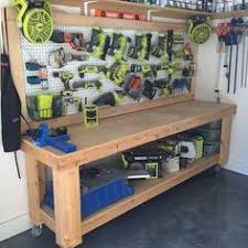 Wbsk Workbench Google Search Garage Pinterest Diy by How To Make A Work Bench The O U0027jays Of And Garage