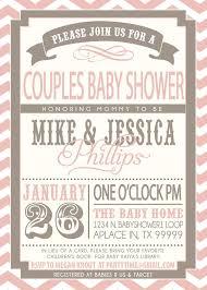 baby shower coed co ed ba shower invitation coed ba shower invitations coed couples