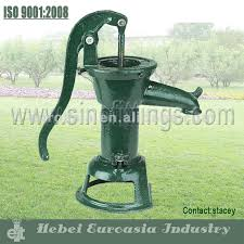 garden ornaments cast iron manual water shop for sale in