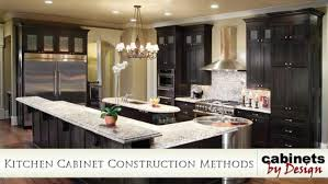 best joints for kitchen cabinets kitchen cabinet construction methods cabinets by design