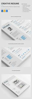 creative resume formats 25 creative resume templates to land a new in style