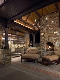 river rock stone fireplace design ideas diy haammss