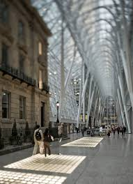 allen lambert galleria by santiago calatrava at brookfield place