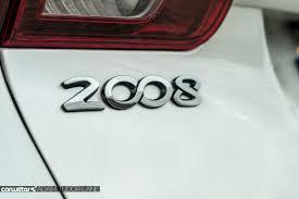 peugeot car emblem 2016 facelift peugeot 2008 review carwitter