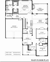 58 Awesome Four Square House Plans House Floor Plans House