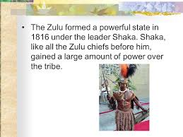 text i shaka u2014king of the zulus ppt download
