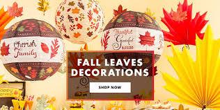 autumn decor fall party supplies fall decorations autumn decor party city