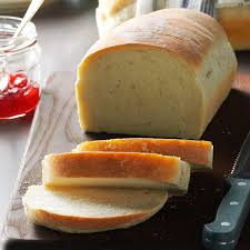 basic bread recipe taste of home