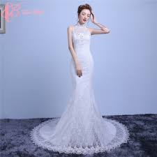 wedding dress malaysia plain high neck hot sale mermaid malaysia luxury wedding dress