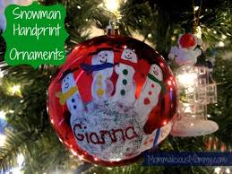 best 25 snowman handprint ornament ideas on