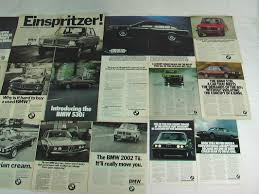 bmw magazine ads 16 original bmw magazine ads from 1971 to 1989 the largest