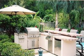 garden kitchen design impressive garden kitchen design with nice modern cabinetry