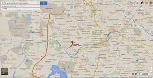Hyderabad Map Raghu U0027s Column Sri Ranganathaswamy Temple U2013 Jiyaguda Hyderabad