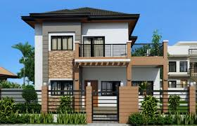 2 story house with pool collection 50 beautiful narrow house design for a 2 story 2 floor