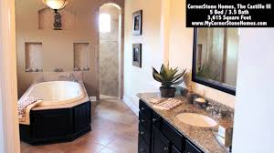 cornerstone homes floor plans new home builders cornerstone homes the castille iii video home