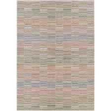 Outdoor Rug 6 X 9 6 X 9 Multi Colored Outdoor Rugs Rugs The Home Depot