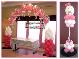 baby shower decorations baby shower decorations and gifts by balloons galore and more