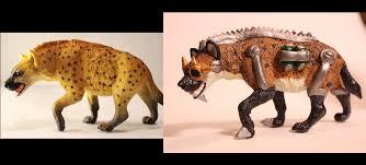 video steely hyena steampunk style u2014 weasyl