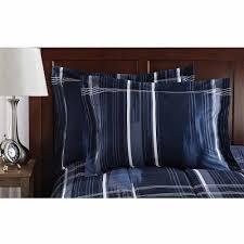 Plaid Bed Set Ms Denver Plaid Bnb Walmart