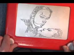 etch a sketch phantom drawn in