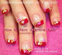 robin moses nail art february 2012