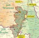 Harta teritoriului | Tinutul Viei si Vinului