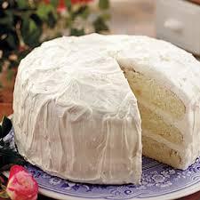 white cake recipe thrillbilly gourmet